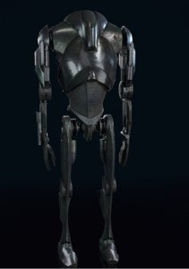 heavy droid model