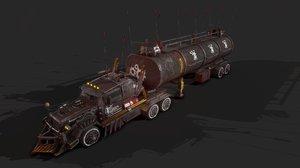 battle big truck 3D