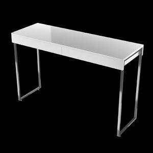 table jysk 3D model