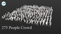 275 People Crowd Set-06