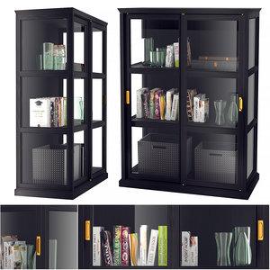 ikea cabinet 3D