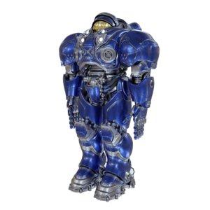 3D space armor model