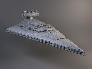 imperial destroyer model