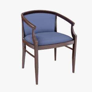 3D chair kortes