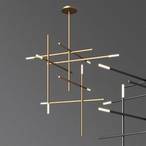 kitami suspension medium pendant model