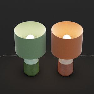 3D interior lighting