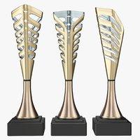 Trophy cup 09