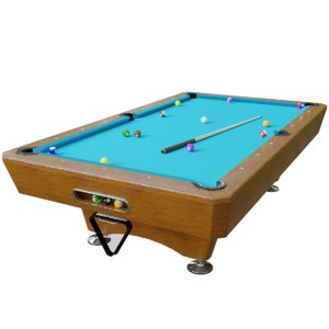 3D pool table official