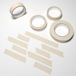 3D masking tapes