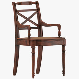 jonathan charles chair 3D model