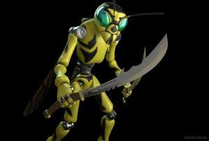 3D wasp robot