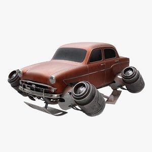 dieselpunk 3D