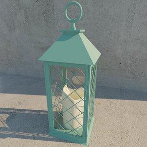 classic lantern model