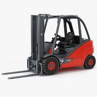 Forklift Linde E30