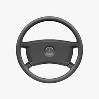 Mercedes-Benz 190 E Steering Wheel