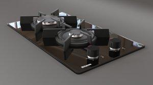 3D hansa cooker