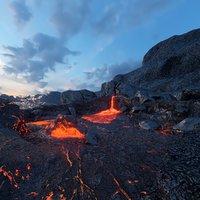 Volcanic Eruption PBR