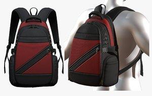 backpack generic camping model