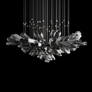 3D alice lasvit chandeliers model