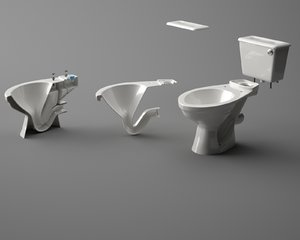 american toilets model