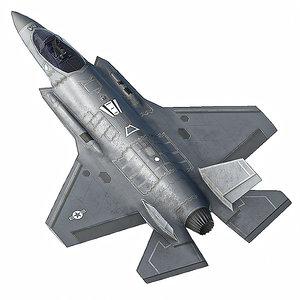 f 35 f35 3D model