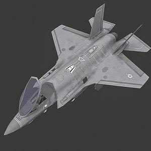 f35a 3D