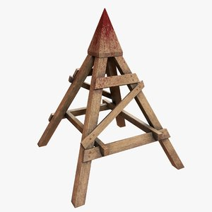 3D inquisition judas cradle