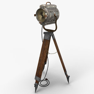 bardwell mcalister spotlight light model
