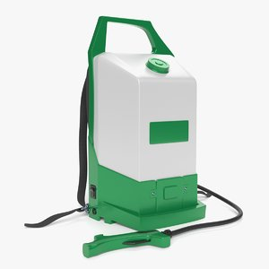 3D electrostatic sprayer