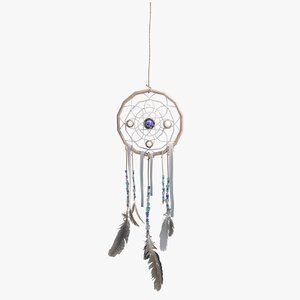dream catcher 3D model