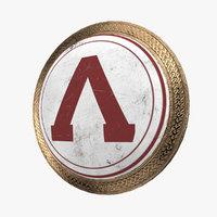 Ancient Greek Shield - Aspis