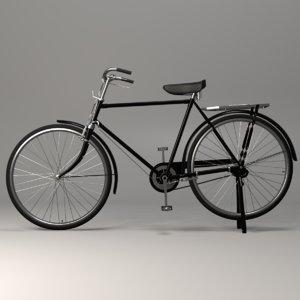 bike cycles 3D model