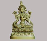 Tibetan Buddha 008