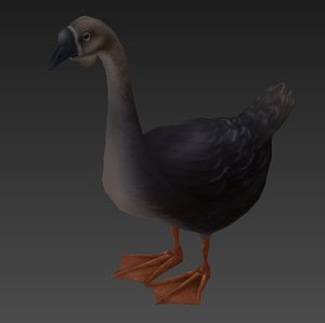 goose 3D