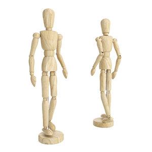 3D human mannequin