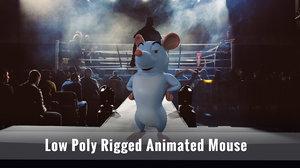mouse ar vr 3D model