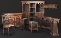 Gothic Furniture 3