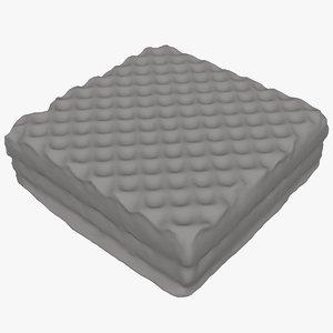 mesh cookie 3D model
