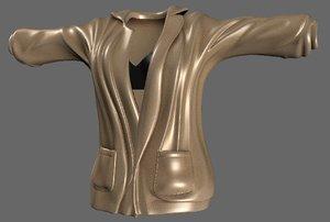 3D clothingdressskirtshirtpant