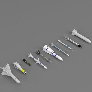 missiles bombs scene max