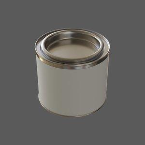paint octane 3D model