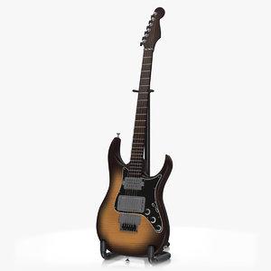 electric guitar v1 model