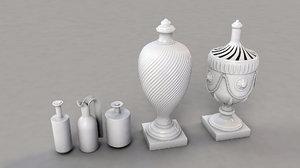 vases jugs model