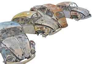 3D classic wreck pack
