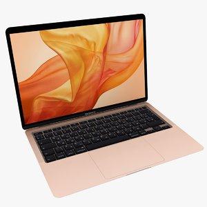 apple macbook gold model