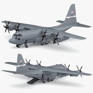lockheed martin hercules military transport model