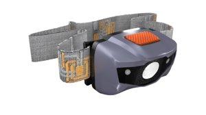headlamp camping 3D