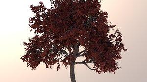 3D realistic trees
