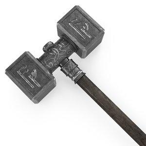hammer viking model