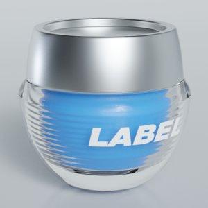 3D cream box 35 gram